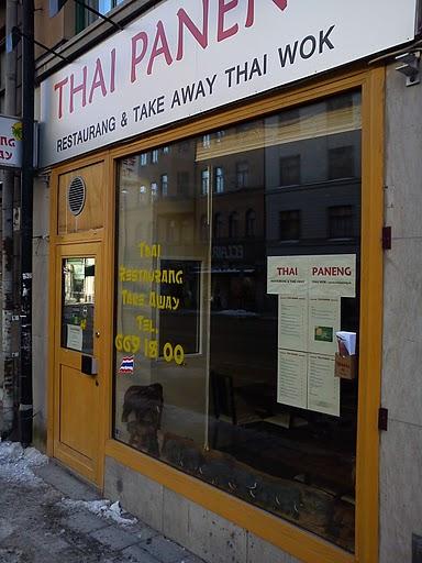 porr svenskt thai hornsgatan